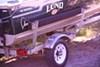 "Kenda 5.30-12 Bias Trailer Tire with 12"" White Wheel - 5 on 4-1/2 - Load Range D customer photo"