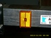 Wesbar LED Clearance or Side Marker Light w/ Reflex Reflector - 1 Diode - White Base - Amber Lens customer photo