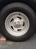 "Dexstar Directional Silver Trailer Wheel - 15"" x 5"" Rim - 5 on 4-1/2 customer photo"