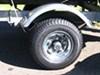 "CE Smith Single Axle Trailer Fender - Pre-Galvanized Steel - 8"" Wheels - Qty 1 customer photo"