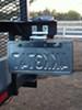 Trailer License Plate Mount Bracket, Heavy Duty Zinc Steel customer photo
