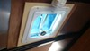 "Ventline Ventadome Trailer Roof Vent - Manual - 14-1/4"" x 14-1/4"" - Smoke customer photo"