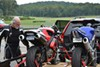 """Erickson Motorcycle and ATV Tie-Downs w Soft Ties and TCS Buckles - 1""""x6' - 400 lbs - Qty 2 customer photo"""