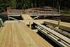 "Yates V Keel Roller for Boat Trailers - Super-Heavy-Duty Rubber - 5"" Long - 5/8"" Shaft customer photo"