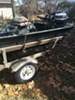 "Kenda Loadstar 5.30-12 Bias Trailer Tire with 12"" White Wheel - 5 on 4-1/2 - Load Range C customer photo"