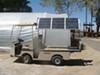 "Kenda 215/60-8 Bias Trailer Tire with 8"" White Wheel - 5 on 4-1/2 - Load Range D customer photo"