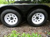 "Tandem-Axle Trailer Hanger Kit for Double-Eye Springs - 1-1/2"" Front/Rear, 2-1/2"" Center customer photo"