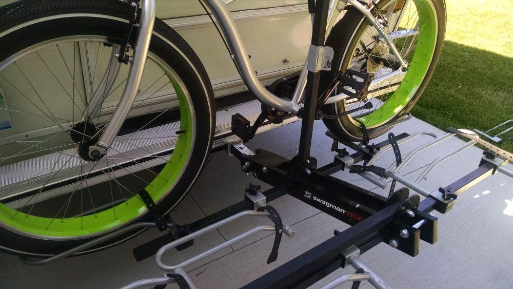 Swagman Bicycle Carriers XTC2//XTC4 Fat Bike Wheel Holder