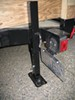 "Fulton Drop-Leg Stabilizer Jack with Mounting Channel - Weld-On - 20"" Leg - 13"" Bracket - customer photo"