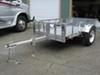 "CE Smith Single Axle Trailer Fender - Aluminum Tread Plate - 12"" Wheels - Qty 1 customer photo"