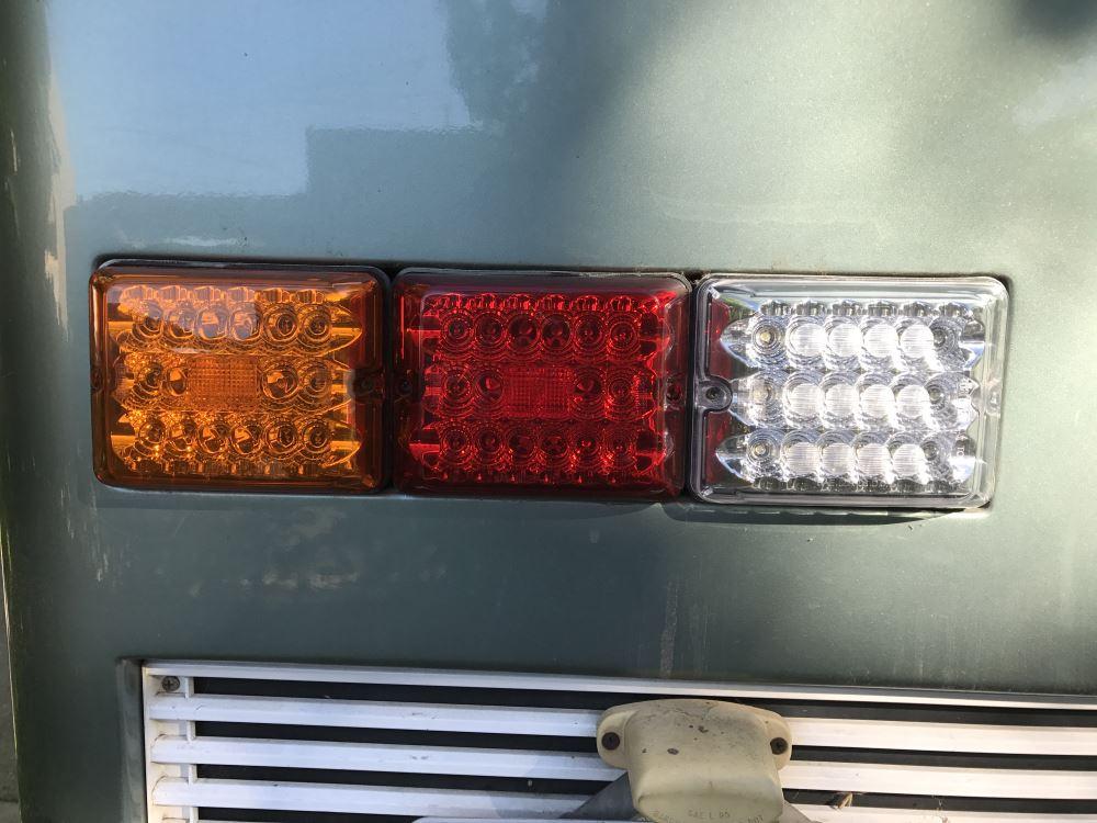 Bargman 42-84-412 LED Turn Signal//Light Upgrade Module for Incandescent Lights - Amber