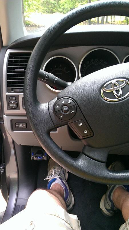 Tekonsha Trailer Brake Controller for 2013 Toyota Tacoma | etrailer.com