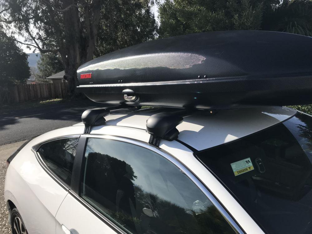 Inno Aero Crossbars Aluminum Black 42 Long Qty 2 Inno Roof Rack Inxb108 2