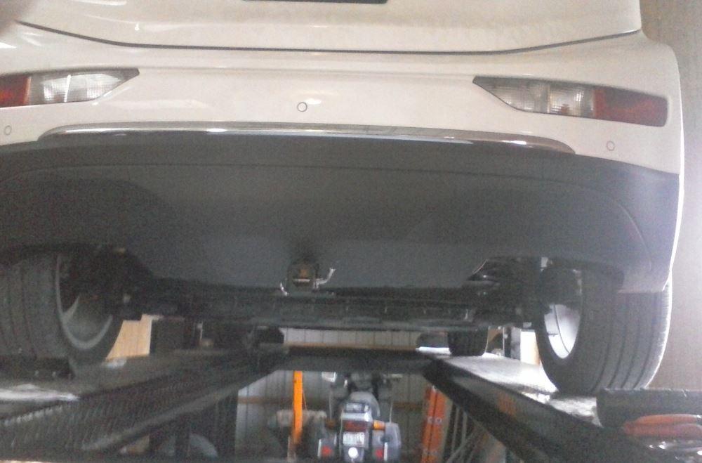 CURT 11457 Class 1 Trailer Hitch Select Chevrolet Bolt EV Select Chevrolet Bolt EV