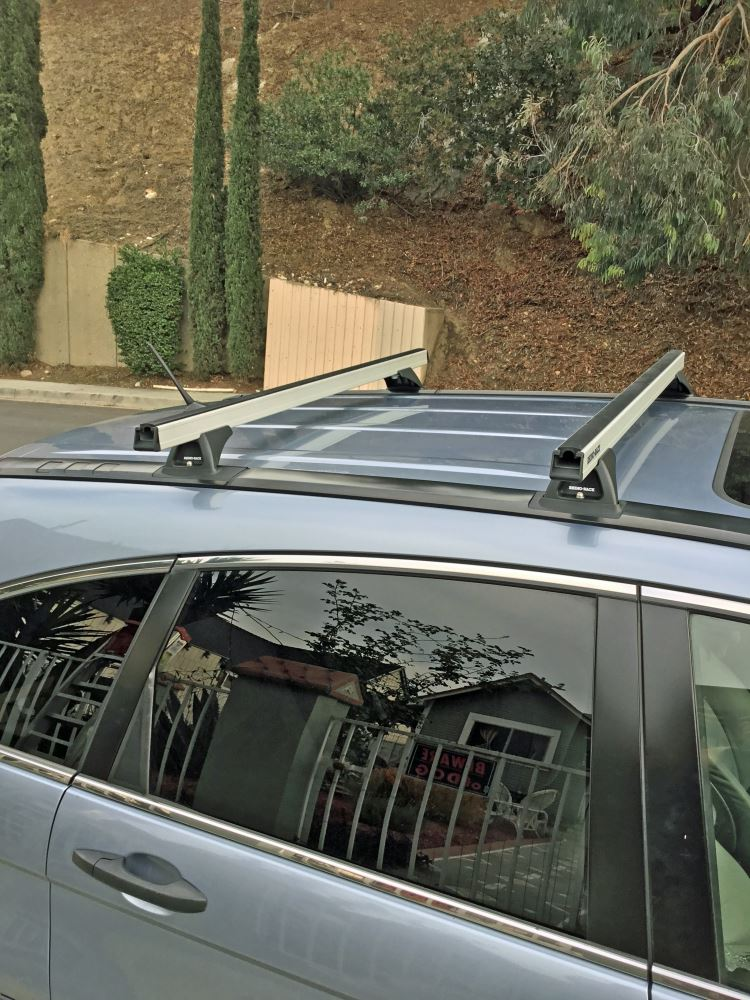 Rhino Rack Heavy Duty Roof Rack Crossbars Silver 50 Long Qty 2 Rhino Rack Roof Rack Rb1250