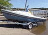 "Loadstar ST175/80D13 Bias Trailer Tire with 13"" White Wheel - 5 on 4-1/2 - Load Range B customer photo"
