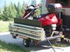 """Erickson Ratcheting Motorcycle Tie-Down Straps w Safety Hooks - 1""""x 6' - 400 lb - Qty 2 customer photo"""