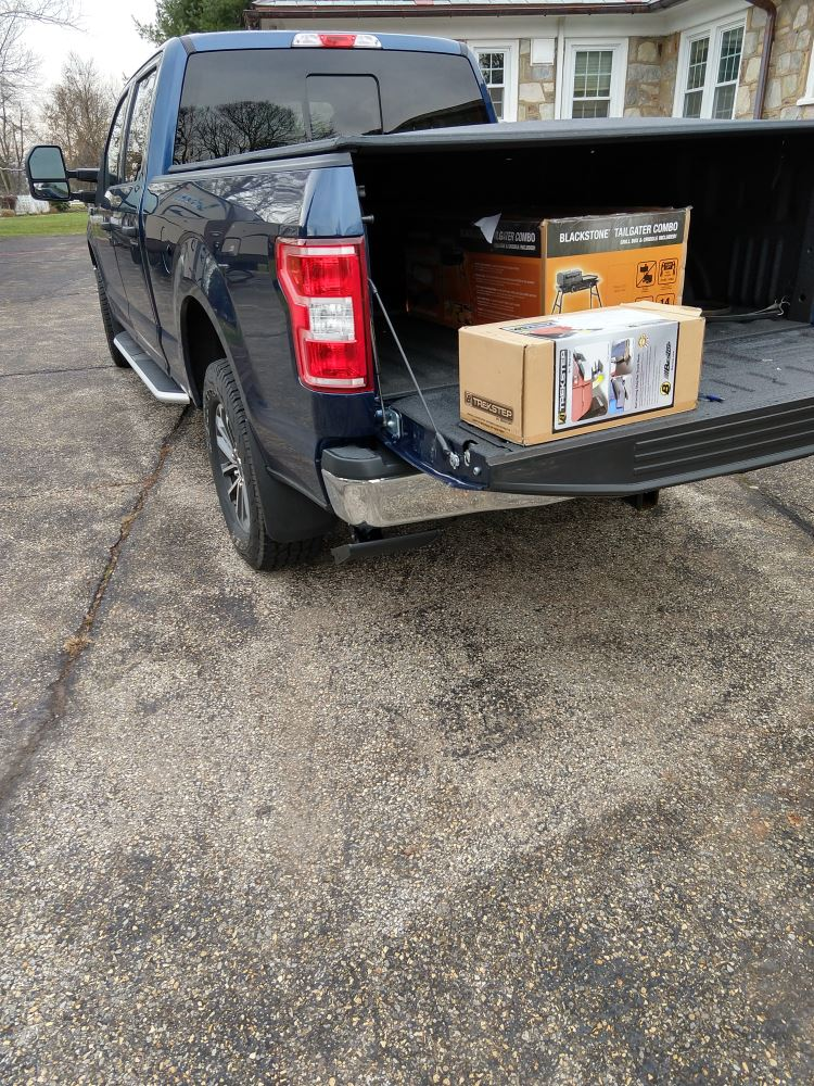 2019 Ford F 150 Bestop Trekstep Truck Bumper Step