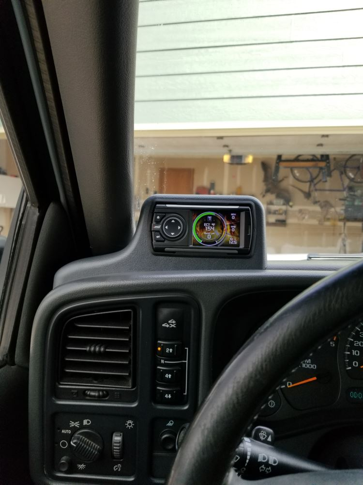 Edge Products 28300 Dash Pod for Chevy//GM