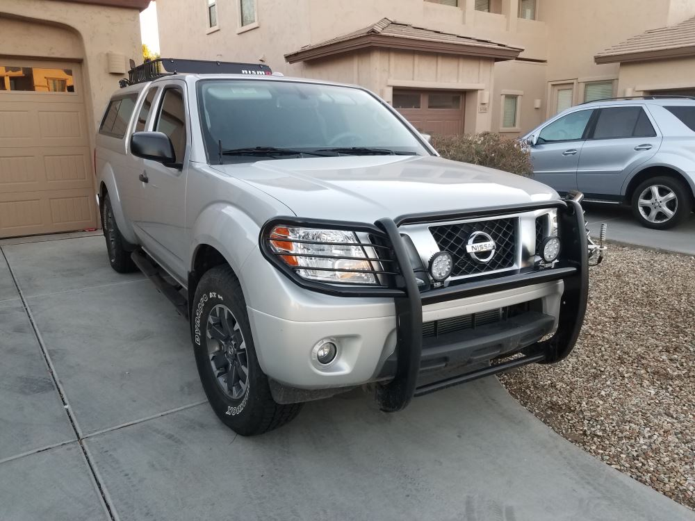 Get Nissan Frontier Grill Lights