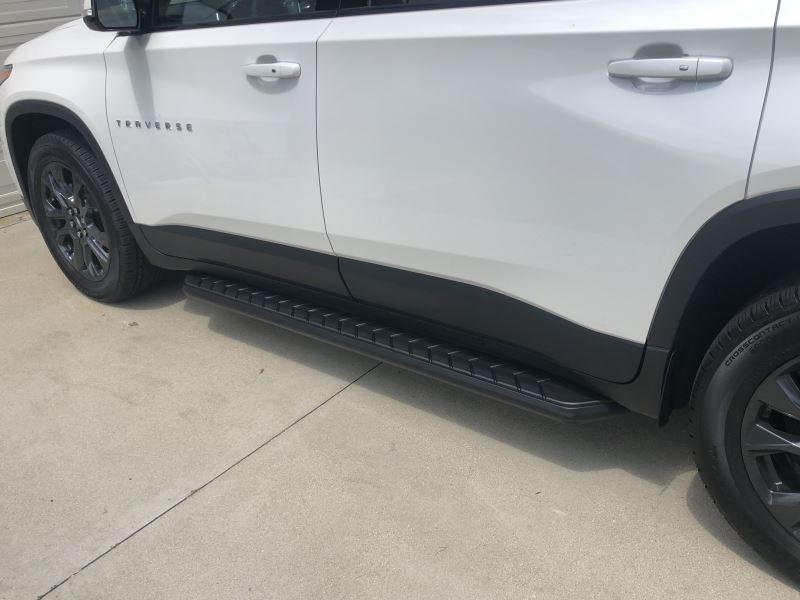 2020 Jeep Grand Cherokee AeroTread Running Boards w ...
