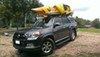 Thule Hull-A-Port Kayak Carrier w/Tie-Downs - J-Style - Fixed - Side Loading customer photo