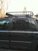 "Yakima MegaWarrior Large Roof Rack Cargo Basket - Steel - 52"" Long x 48"" Wide customer photo"