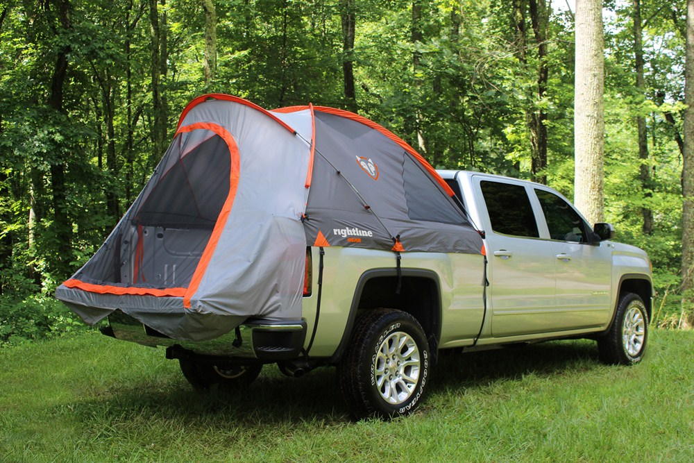 Rightline Gear 6 Foot Compact Truck Bed Tents - RL110770