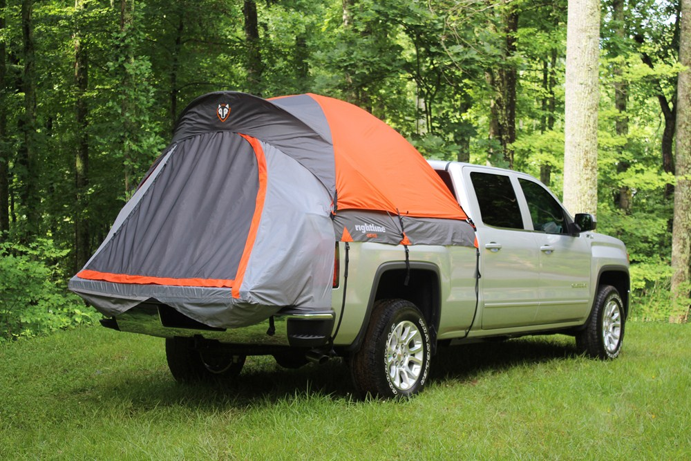 Rightline Truck Bed Tent Waterproof Sleeps 2 For 5 Mid Size Short Bed Rightline Gear Truck Bed Tents Rl110765