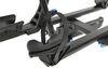 rockymounts hitch bike racks platform rack 2 bikes backstage for - inch hitches wheel mount