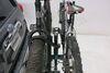 0  hitch bike racks rockymounts tilt-away rack fold-up 2 bikes on a vehicle