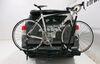 0  hitch bike racks rockymounts platform rack tilt-away fold-up on a vehicle