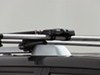 2012 toyota 4runner roof bike racks rockymounts 9mm fork aero bars factory round square elliptical on a vehicle