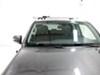 2012 toyota 4runner roof bike racks rockymounts fork mount 9mm on a vehicle