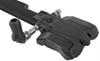 rockymounts roof bike racks fork mount aero bars factory round square elliptical tierod mounted carrier - black
