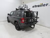 0  hitch bike racks rockymounts platform rack tilt-away on a vehicle