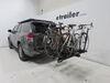 RKY11404-4 - Tilt-Away Rack,Cargo Access w Bikes Loaded RockyMounts Hitch Bike Racks