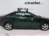 2015 chevrolet cruze ski and snowboard racks rockymounts clamp on - standard 3 pairs of skis 2 snowboards a vehicle