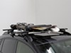 0  ski and snowboard racks rockymounts roof rack on a vehicle