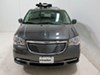 2016 chrysler town and country ski snowboard racks rockymounts roof rack 5 pairs of skis 4 snowboards rky1482