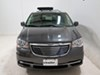 2016 chrysler town and country ski snowboard racks rockymounts roof rack on a vehicle