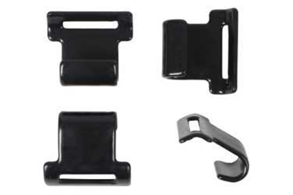 Replacement Car Clips for Rightline Gear Rooftop Cargo Bags - Qty 4 Car Clips RL100600