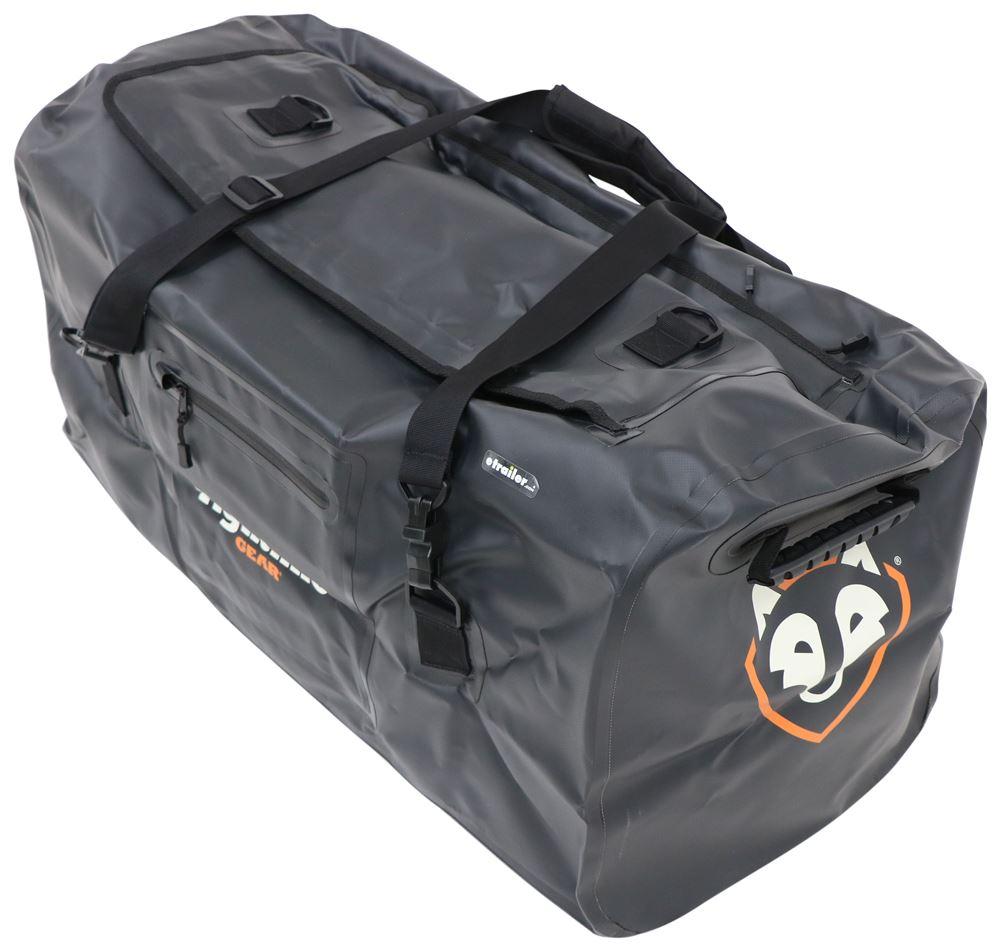 "Rightline Gear 4x4 Duffel Bag - Waterproof - 4.2 cu ft - 30"" x 14-3/4"" x 16-1/2"" Roof Rack Mount,Roof Basket Mount,Naked Roof Mount RL1"