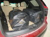 0  car roof bag rightline gear waterproof material short length 4x4 duffel - 4.2 cu ft 30 inch x 14-3/4 16-1/2