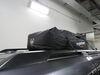 0  car roof bag rightline gear rack mount basket naked large capacity in use