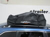 0  car roof bag rightline gear water resistant material extra large capacity range 3 rooftop cargo - 18 cu ft 48 inch x 36
