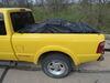 """Rightline Gear Truck Bed Cargo Net w/ Integrated Tarp - Weatherproof - 121-1/2"""" x 106-1/2"""" 96 Inch Wide RL100T60"""