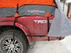 0  truck bed tents rightline gear 6-1/2 foot standard sleeps 2 on a vehicle