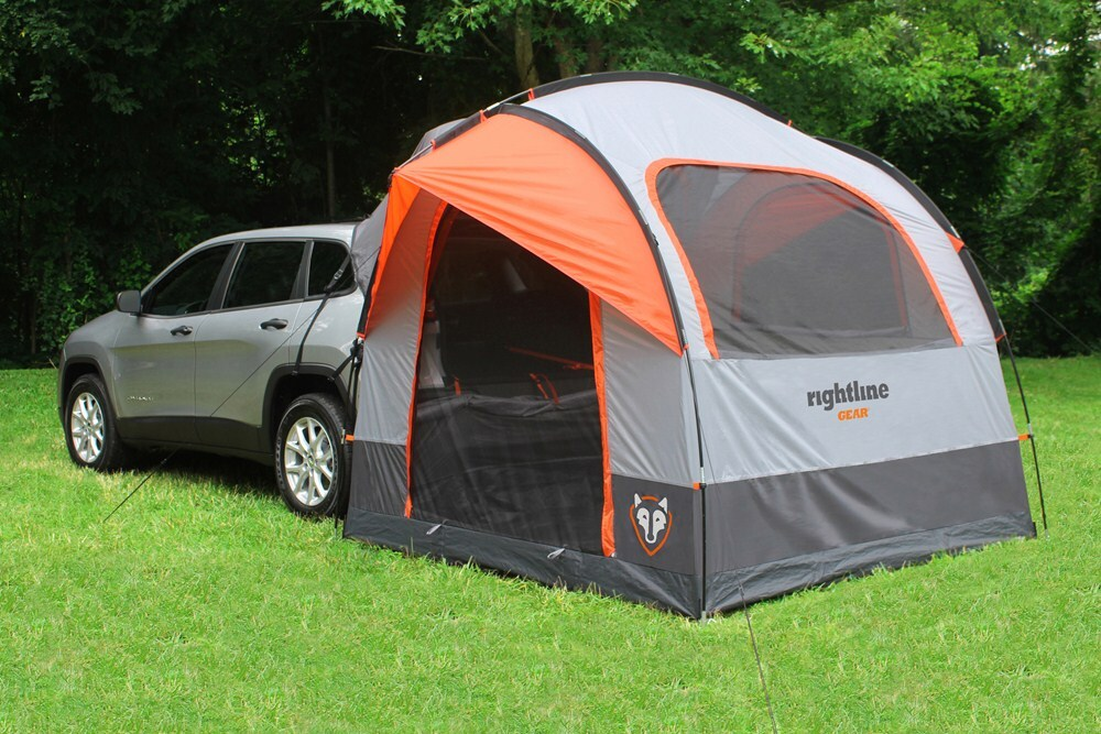 Truck Bed Tents RL110907 - Sleeps 4 - Rightline Gear