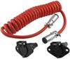 roadmaster accessories and parts tow bar wiring 6 round to 6-wire flexo-coil kit